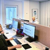 Listningsbild Lead Backend Developer