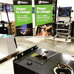 Bild #1 - Alelion Energy Systems AB