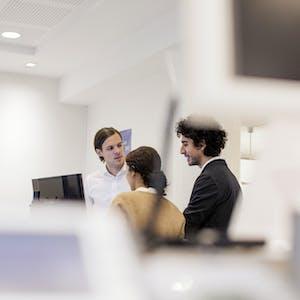 Bild #2 - Handelsbanken i samarbete med Sigma Recruit