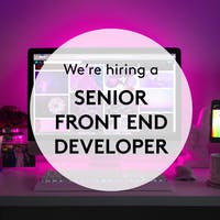 Listbild Senior Frontend Developer